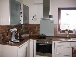 Küche jetzt ganz fertig