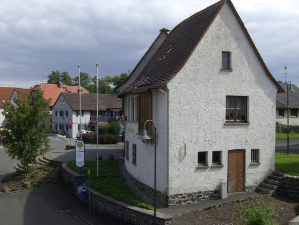 Wohnzimmer 'Unser Ausblick/ Rundblick'
