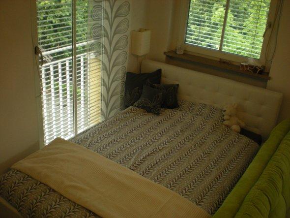 Wohnzimmer 'Wohnen+Schlafen'