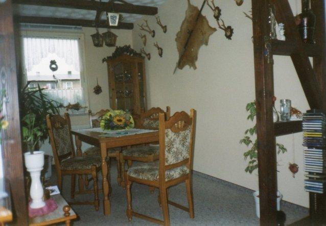 esszimmer 39 unser kleines esszimmer 39 essbereich zimmerschau. Black Bedroom Furniture Sets. Home Design Ideas