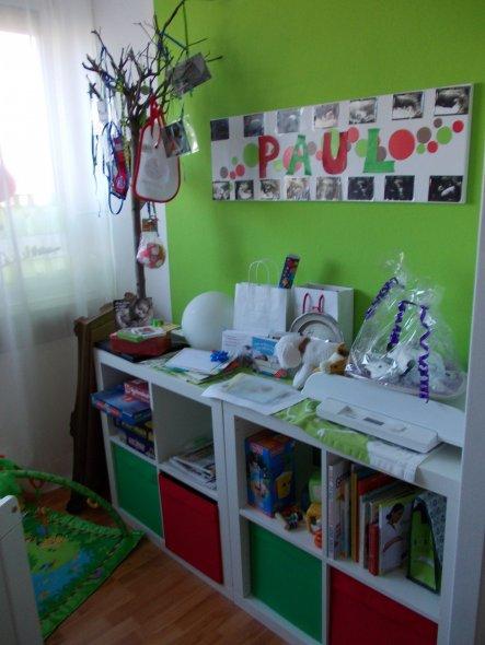 Kinderzimmer 'Pauls Reich '