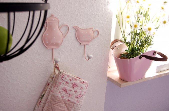 Küche 'Rosa Hexenküche'
