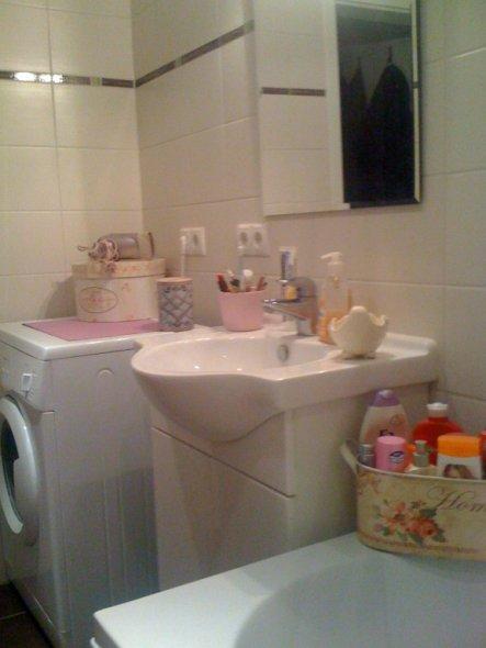 bad 39 mein badezimmer 39 mein zuhause zimmerschau. Black Bedroom Furniture Sets. Home Design Ideas