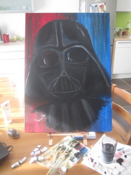 Hobbyraum 'Meine Malerei'