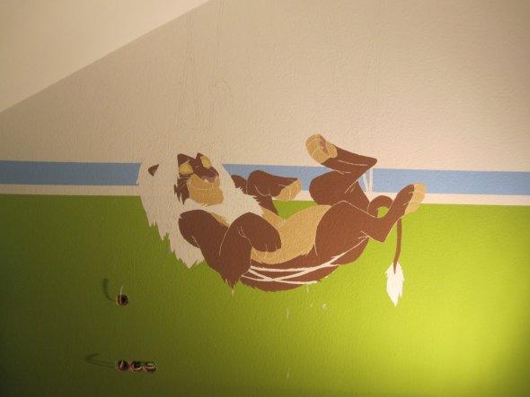 Kinderzimmer 'Simeons Reich'