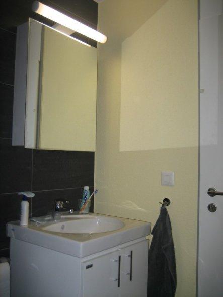 Bad 39 badezimmer 39 mein zuhause zimmerschau for Mein badezimmer