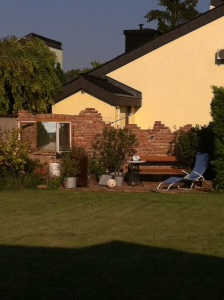 Garten 'Lieblingsplatz'
