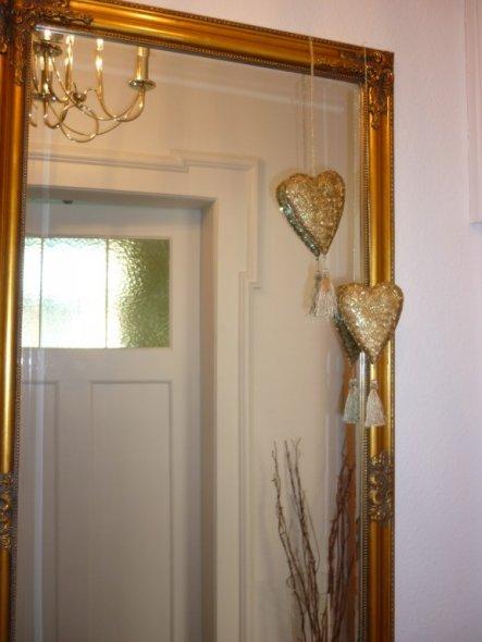 Spiegel im Flur...