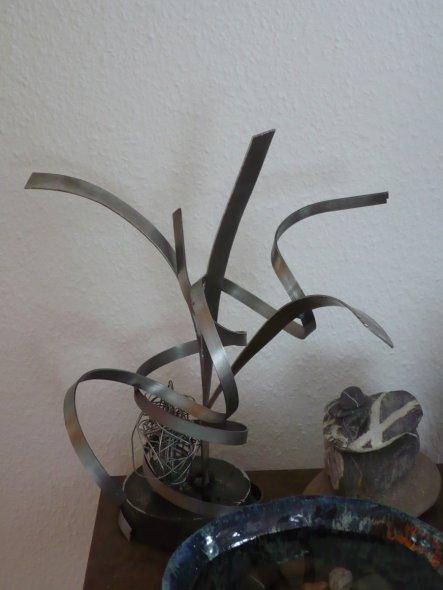 Kreatives Schweissen III Skulptur