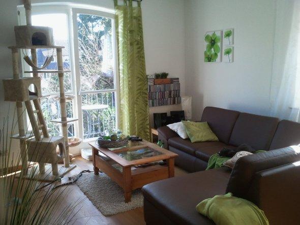 wohnzimmer 39 wohnzimmer mit essbereich 39 altbau traum zimmerschau. Black Bedroom Furniture Sets. Home Design Ideas