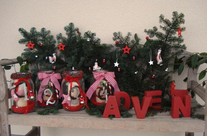 Weihnachtsdeko Vor Dem Haus.Weihnachtsdeko Dahoam Von Asana 25649 Zimmerschau
