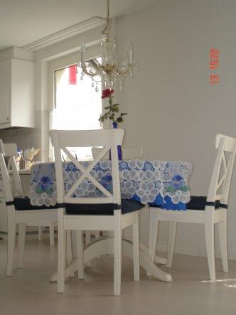 Wohnzimmer 'Wohn.-Esszimmer mit offener Küche'