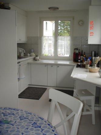 wohnzimmer 39 wohn esszimmer mit offener k che 39 schuggy 39 s zimmerschau. Black Bedroom Furniture Sets. Home Design Ideas