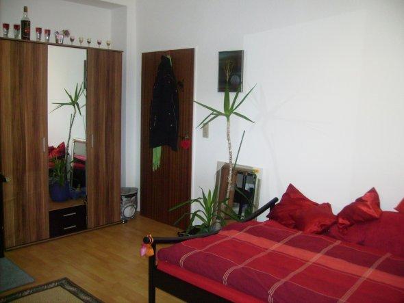 Wohnzimmer 'Wohn- und Schlafzimmer'