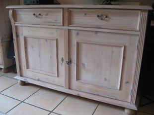 Tipp & Trick 'gelaugte Möbel weiß wischen'