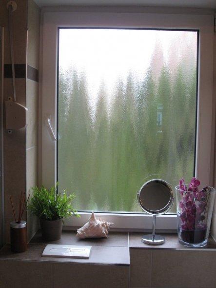 Fenster mit Deko