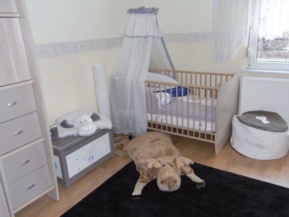 Kinderzimmer 'Schatzis Reich'