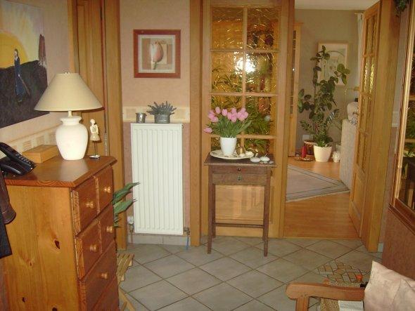 Wohnzimmer 'Gästezimmer und Flur'