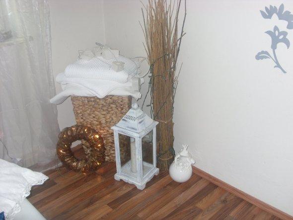 Wohnzimmer 'Wohn-Arbeits-Schlafzimmer'