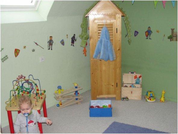 Kinderzimmer 'Jamie's Domizil'