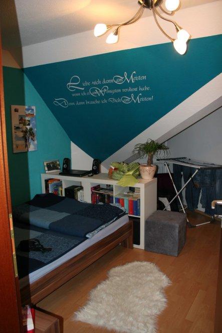 Schlafzimmer 39 schlafzimmer 39 wohnung zimmerschau - Faust wandfarbe ...