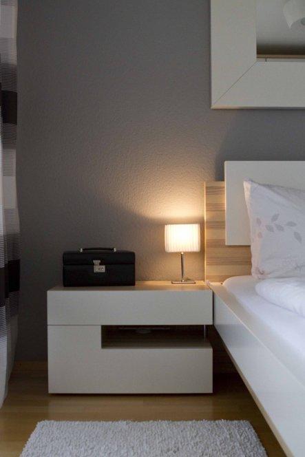 Langes Schmales Schlafzimmer, Kleine Schlafzimmer und Schlafzimmer