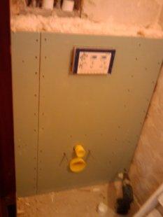 Renoviertes Gäste-WC