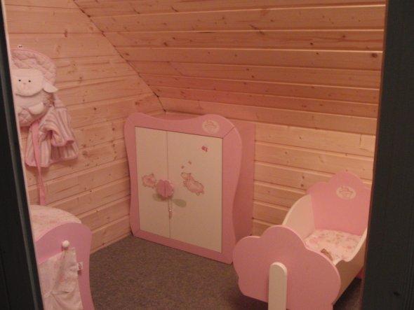 Kinderzimmer 'Spielzimmer auf dem Speicher'