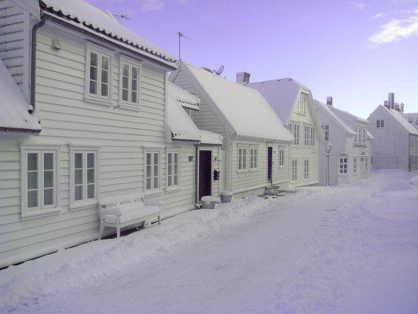 Gamle Stavanger/ Norwegen