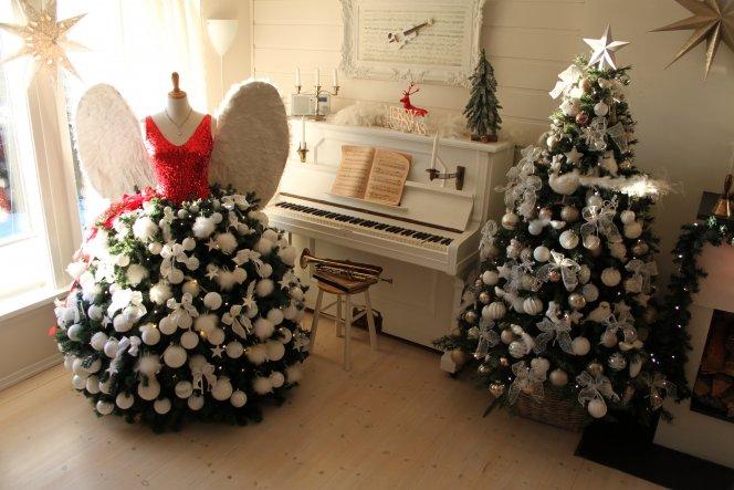 Weihnachtsdeko 'winter wonderland'