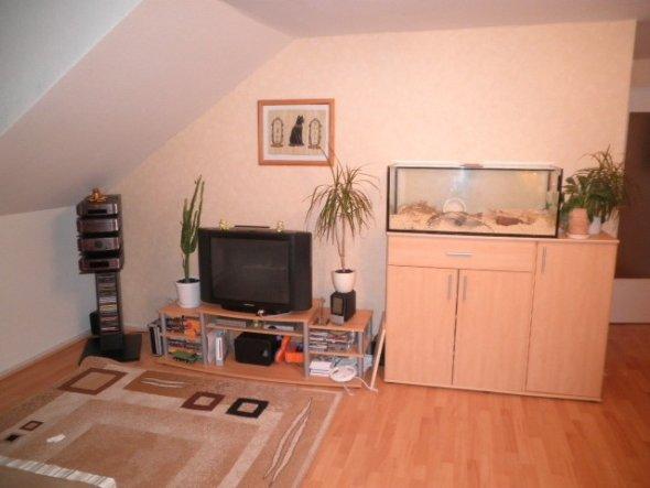 Wohnzimmer 'Unsere Stube'