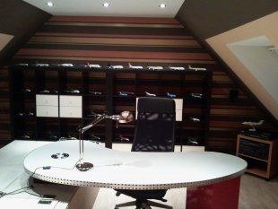 Büro und Hobby