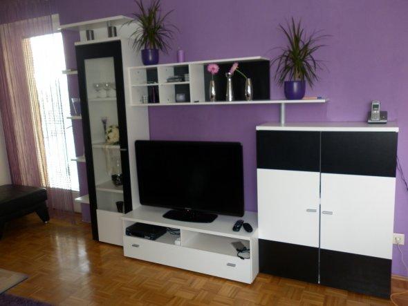 Schlafzimmer Ideen Lila Tapete Bilder Roomido