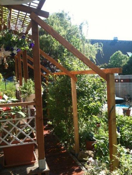 Terrasse / Balkon 'Sommerchill'