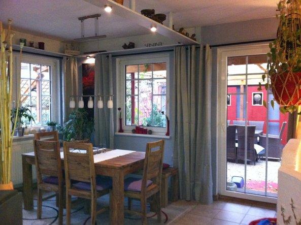 chill ecke wohnzimmer:Wohnzimmer 'Chill und Esszone' – Casa Chameleon – Zimmerschau ~ chill ecke wohnzimmer
