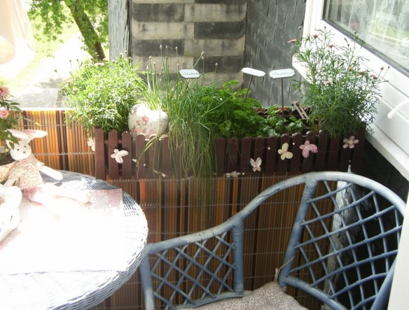 Terrasse / Balkon 'Unser Balkon'