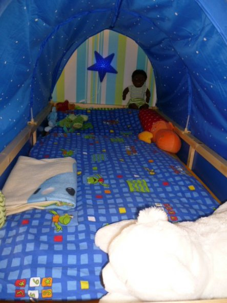 Kinderzimmer 'Pauls buntes Kinderparadies'