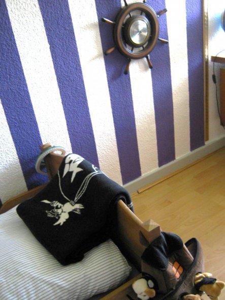Kinderzimmer 'für Piraten...'