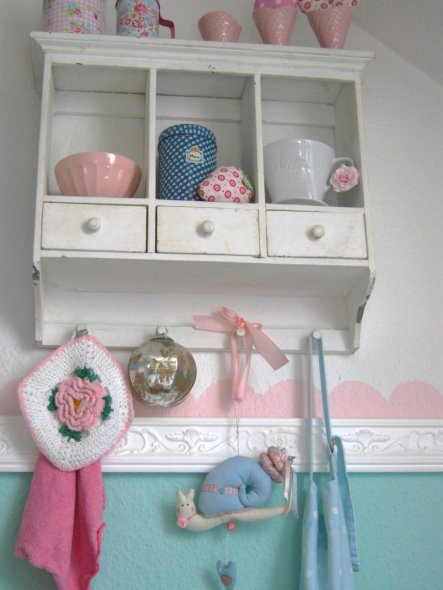 Esszimmer 'die Wohnküche'
