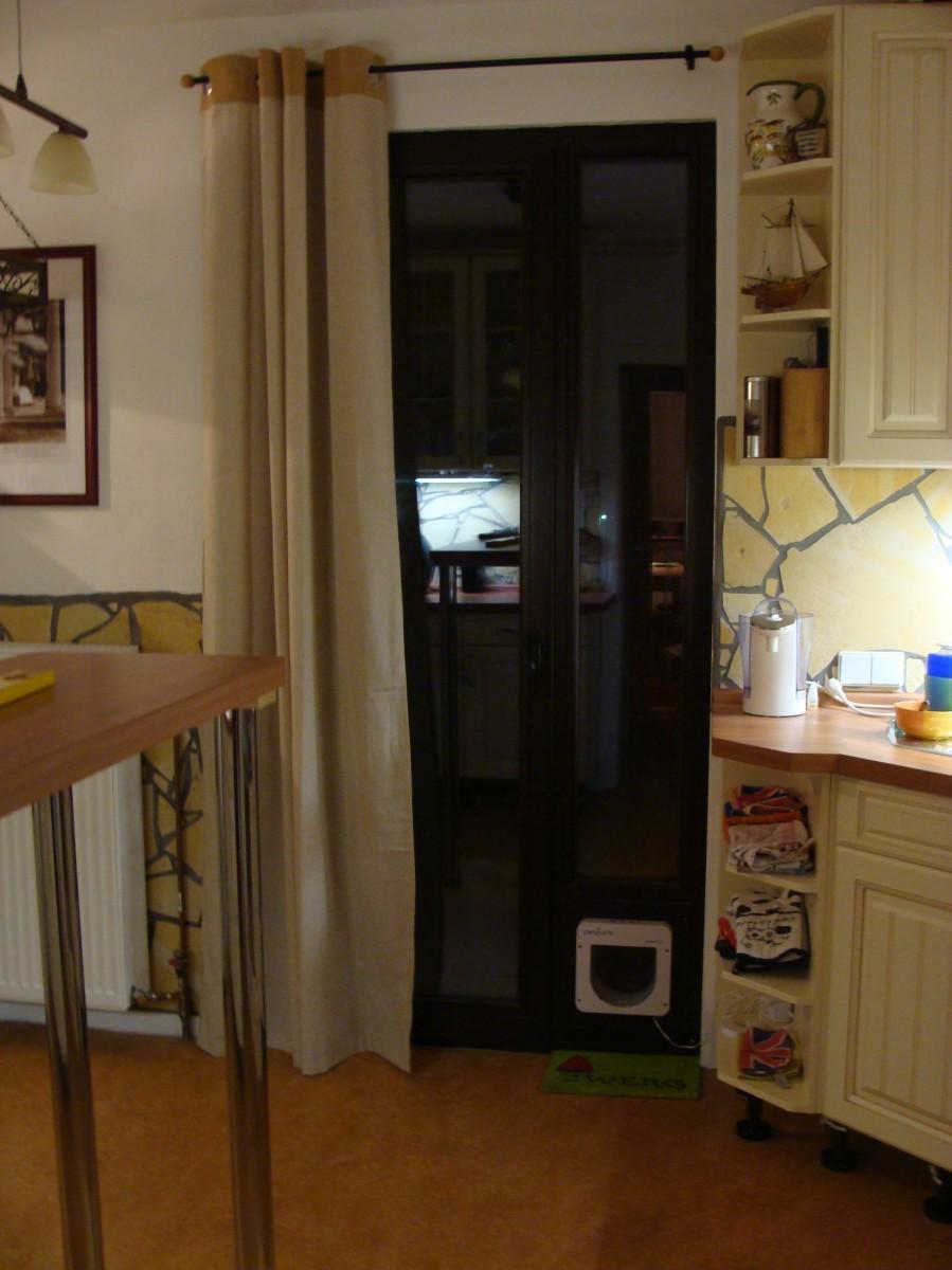 K che 39 country kitchen 39 wohnung 50er jahre sucht zimmerschau - Zimmer anbauen ...