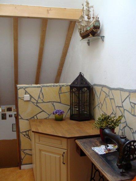 flur diele 39 flure treppenhaus 39 wohnung 50er jahre sucht zimmerschau. Black Bedroom Furniture Sets. Home Design Ideas