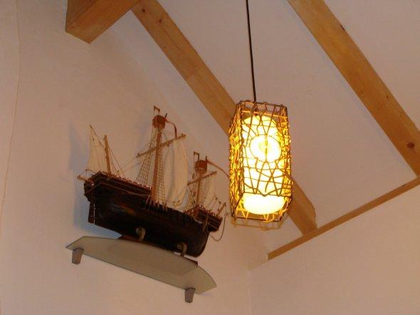 ...und noch ein Schiff...