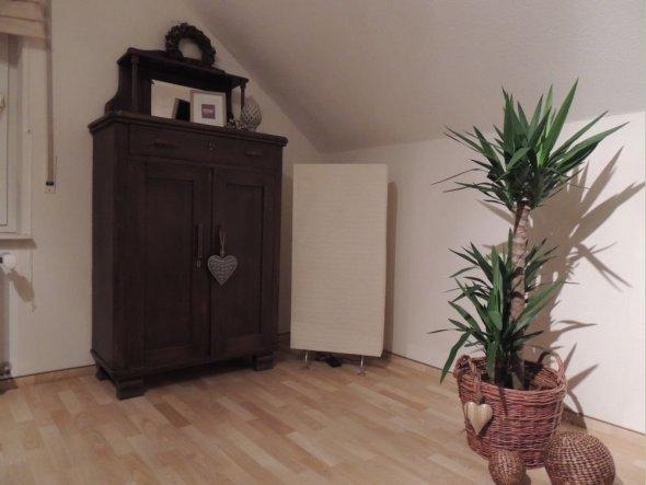 Mein herzallerliebstes (Möbel)Stück in unserer Wohnung - von meiner Mama ;-)