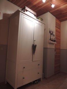 flur diele 39 herzlich willkommen 39 lebe bunt und laut o zimmerschau. Black Bedroom Furniture Sets. Home Design Ideas