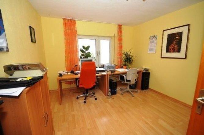 Über diesen Raum gibt es nicht viel zu sagen, ein Büro halt.