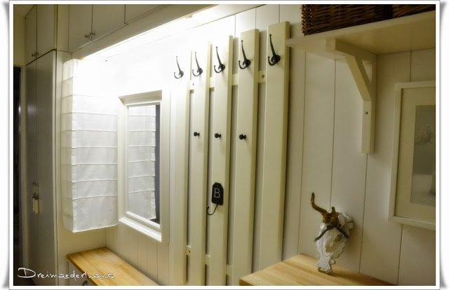 Flur diele 39 vorzimmer flur diele 39 dreim derlhaus for Garderobe mit paneelen