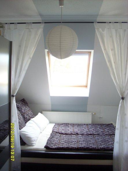Schlafzimmer 'Unser kleines, aber feines Schlafzimmer'