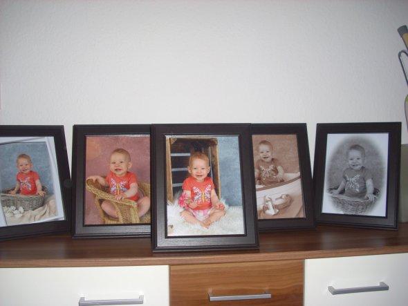 Diese Bilder werde ich allesamt im  neuem Wohnzimmer aufhängen.