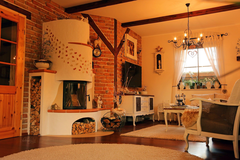 Wohnzimmer \'Wohnzimmer\' - Landhaus - Zimmerschau