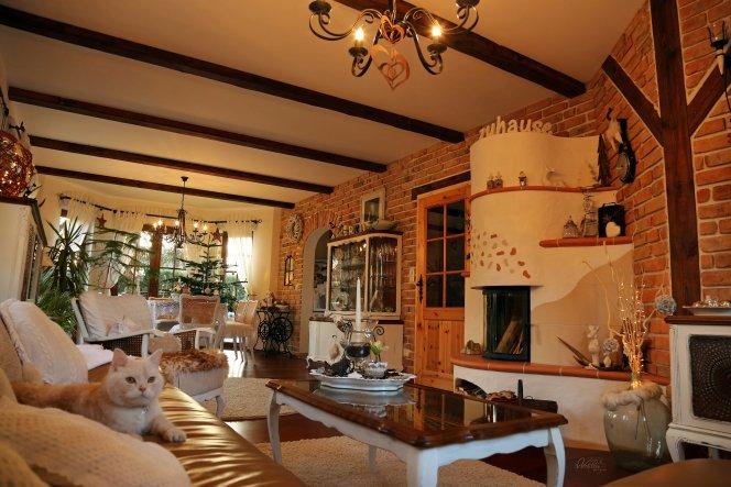 Wohnzimmer Landhaus Pictures to pin on Pinterest